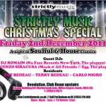 STRICTLY MUSIC CHRISTMAS PARTY 2011