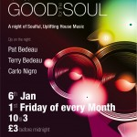 Good For The Soul 6th Jan 2012