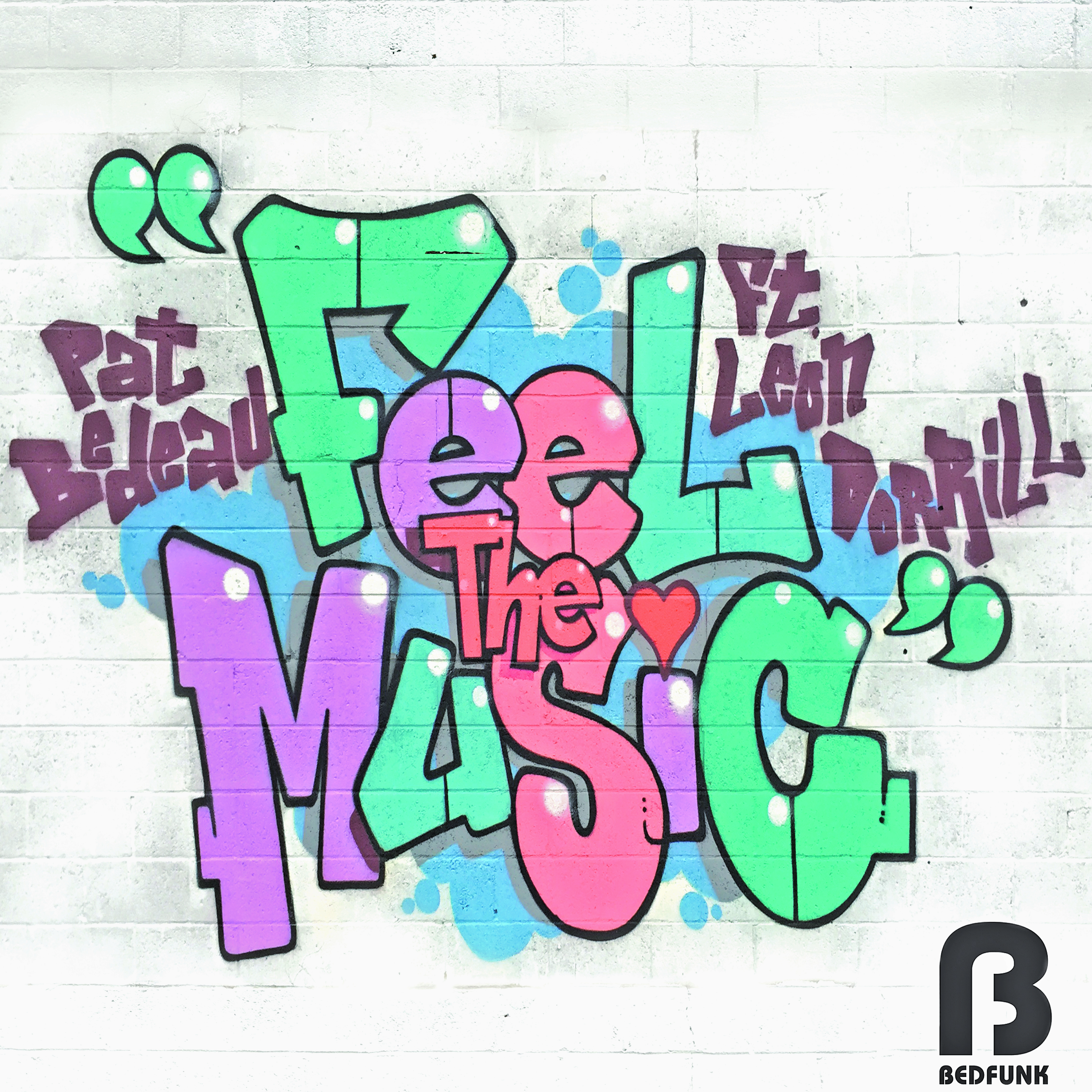 BEDF005D Pat Bedeau-Feel The Music
