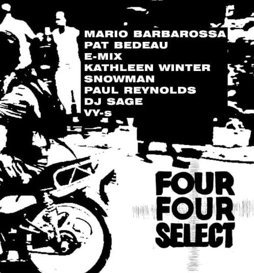 Four Four select square